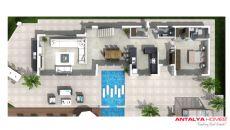 Gold Plus Villa, Vloer Plannen-5