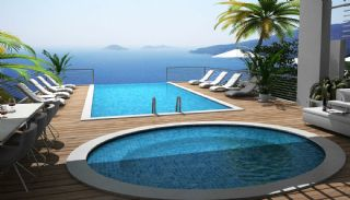 High-Quality Detached Villas with Infinity Pool in Kalkan, Kas / Kalkan / Center