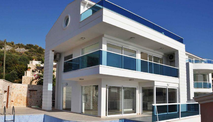 Maison kartal kisla avec belle architecture kalkan - Belle architecture maison ...