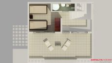 Villa Kalamar Sea Vawe, Kat Planları-3