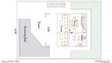 Villa Kalamar Sea Vawe, Kat Planları-6