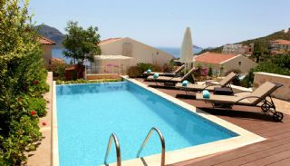 Panoramic View Furnished  Kalkan Property with Private Pool, Kalkan / Center