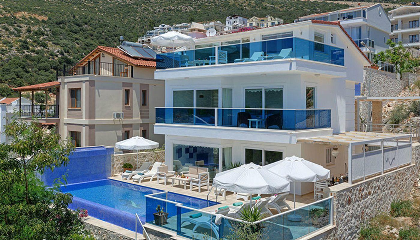 Hedendaags Villa Ruzgar | Volledig Ingericht Modern Huis BK-11
