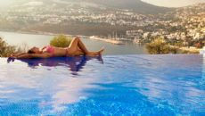 Villa Luminex, Kalkan / Center - video