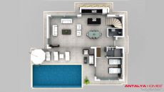 Tas Ocagi Villas, Property Plans-5