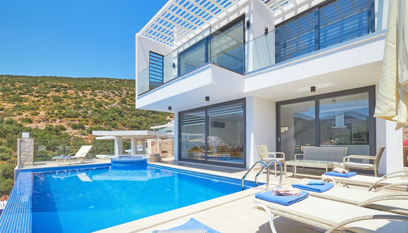 Villas For Sale In Turkey With Private Pool