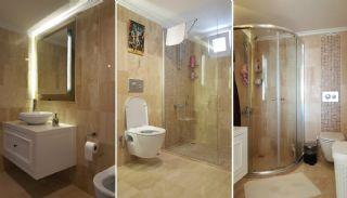 Gut ausgestattete Doppelhaushälfte in Kalkan, Foto's Innenbereich-15