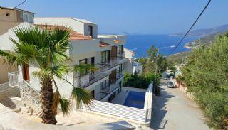 Panoramic Sea View Houses with Private Pool in Kalkan, Kas / Kalkan / Center