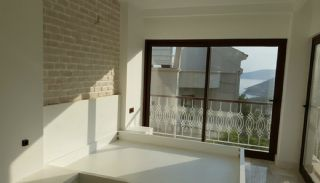 Panoramic Sea View Houses with Private Pool in Kalkan, Interior Photos-4