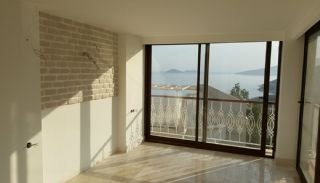 Panoramic Sea View Houses with Private Pool in Kalkan, Interior Photos-6