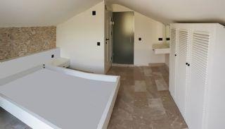 Exklusiv triplex villa i Kalkan med privata funktioner, Interiör bilder-13