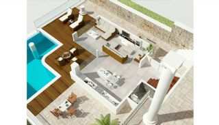 Private Villa in Kalkan with Infinity Pool, Property Plans-2