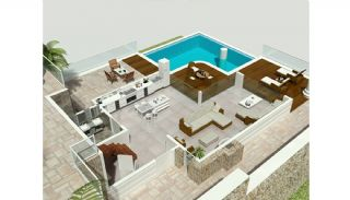 Private Villa in Kalkan with Infinity Pool, Property Plans-3