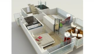 Private Villa in Kalkan with Infinity Pool, Property Plans-4