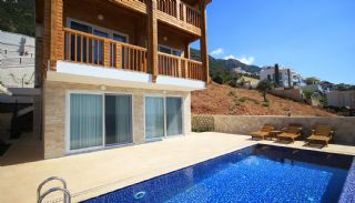 Unique Designed Wooden Villas with Furniture in Kalkan, Kas / Kalkan / Center - video