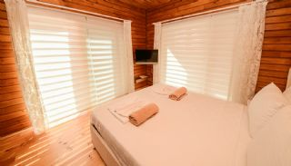 Unique Designed Wooden Villas with Furniture in Kalkan, Interior Photos-15
