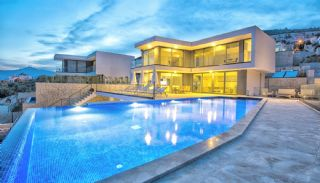 State of the Art Villa in Kalkan with Unobstructed Sea View, Kas / Kalkan / Center