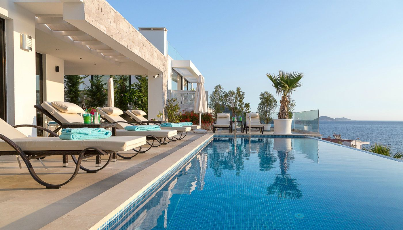 Enviable Sea And Mountain View Real Estate In Kalkan