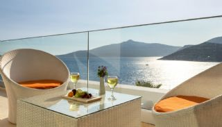 Furnished Kalkan Real Estate with Private Infinity Pool, Interior Photos-21