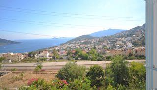 Kalkan'da Deniz Manzaralı Taşınmaya Hazır Satılık Daireler, İç Fotoğraflar-9