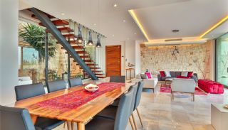 Flawless Design Kalkan Villa Walking Distance to the Beach, Interior Photos-3