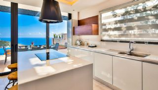 Flawless Design Kalkan Villa Walking Distance to the Beach, Interior Photos-7