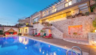 5 Bedroom Stone Villa in Kalkan for Extended Family, Kas / Kalkan / Center - video