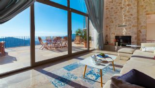 5 Bedroom Stone Villa in Kalkan for Extended Family, Interior Photos-3