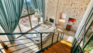5 Bedroom Stone Villa in Kalkan for Extended Family, Interior Photos-6