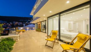Дом для Отдыха с Панорамным Видом на Море в Калкане, Турция, Каш / Калкан / Центр - video