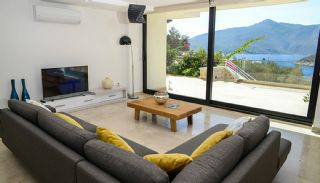 Sea View Spectacular Holiday House in Kalkan, Turkey, Interior Photos-2