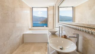 Дом для Отдыха с Панорамным Видом на Море в Калкане, Турция, Фотографии комнат-14