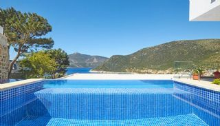 Fully Furnished Kalkan House 250 mt to the Beach, Kas / Kalkan / Center - video