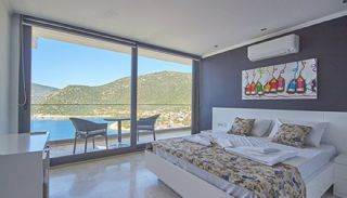 Fully Furnished Kalkan House 250 mt to the Beach, Interior Photos-11