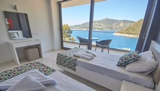 Fully Furnished Kalkan House 250 mt to the Beach, Interior Photos-12