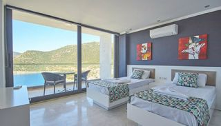 Fully Furnished Kalkan House 250 mt to the Beach, Interior Photos-13