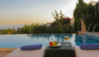 Furnished Real Estate with Breathtaking Views of Kalkan Bay, Kas / Kalkan / Center - video