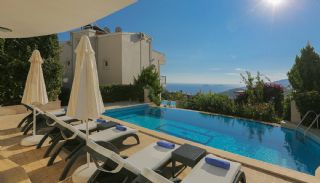 Furnished Real Estate with Breathtaking Views of Kalkan Bay, Kalkan / Center - video