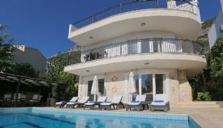 Furnished Real Estate with Breathtaking Views of Kalkan Bay, Kalkan / Center