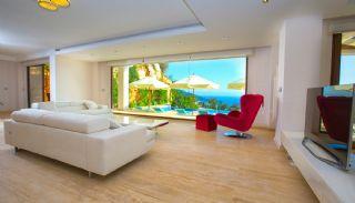 Villas de 5 Chambres Meublées et Abritées à Kalkan, Photo Interieur-1