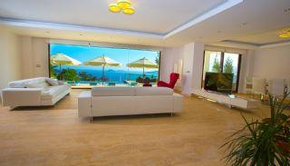 Villas de 5 Chambres Meublées et Abritées à Kalkan, Photo Interieur-2