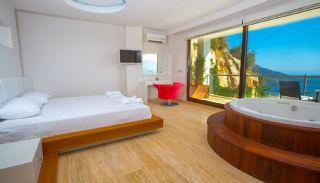 Villas de 5 Chambres Meublées et Abritées à Kalkan, Photo Interieur-7