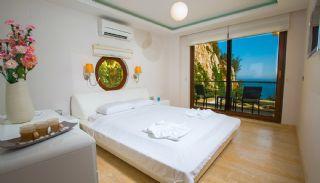 Villas de 5 Chambres Meublées et Abritées à Kalkan, Photo Interieur-8