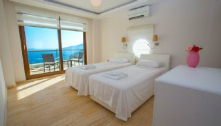 Villas de 5 Chambres Meublées et Abritées à Kalkan, Photo Interieur-10