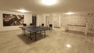 Villas de 5 Chambres Meublées et Abritées à Kalkan, Photo Interieur-17