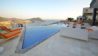 Sea View Villa in Kalkan with Contemporary Furniture, Kalkan / Center - video