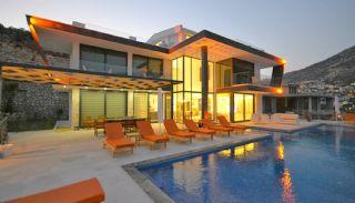 Villa Vue Sur Mer à Kalkan avec Meubles Contemporains, Kalkan / Centre - video