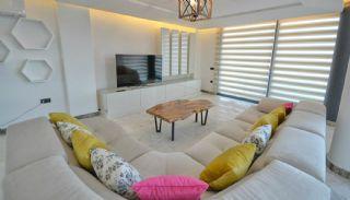 Sea View Villa in Kalkan with Contemporary Furniture, Interior Photos-2