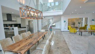Sea View Villa in Kalkan with Contemporary Furniture, Interior Photos-5