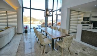 Sea View Villa in Kalkan with Contemporary Furniture, Interior Photos-6